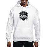 Pride Runs Deep Badge Hooded Sweatshirt