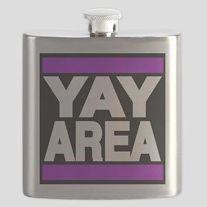 yay area purple Flask