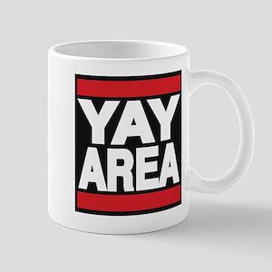 yay area red Mug