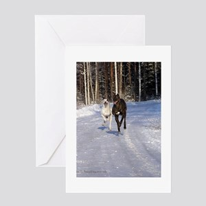 swede copy Greeting Cards