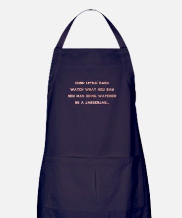Hunger Games/Jabberjay Apron (dark)