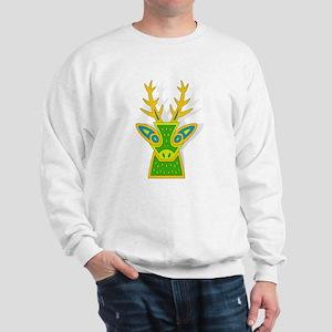 john's deer Sweatshirt