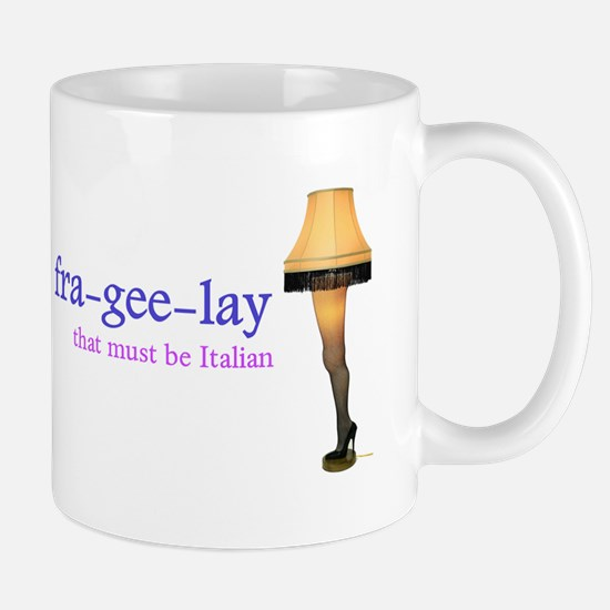 A Christmas Story - fra-gee-lay Mug