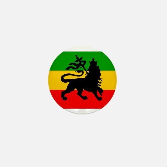 Lion of Judah Mini Button