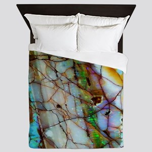 Opalesque Queen Duvet