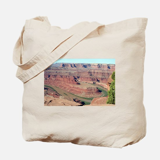 Dead Horse Point State Park, Utah, USA Tote Bag