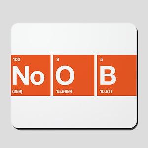 NOOB n00b Mousepad