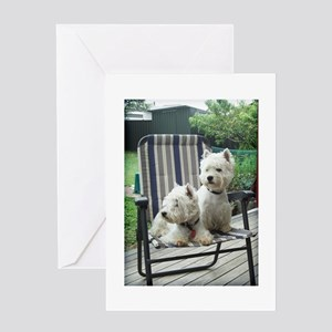 Westiechairect Greeting Cards