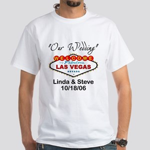 Linda & Steve Personalized Vega T-Shirt
