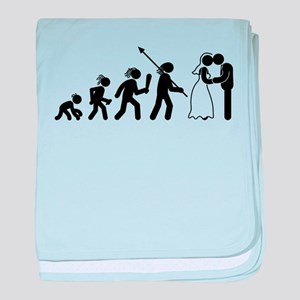 Married baby blanket