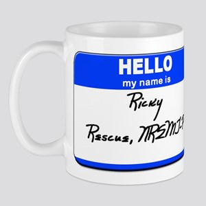 EMS Conference ID - Ricky Res Mug