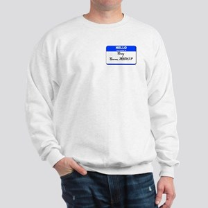 EMS Conference ID - Ricky Res Sweatshirt