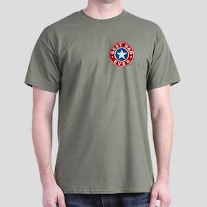 Best Dad Ever Dark T-Shirt