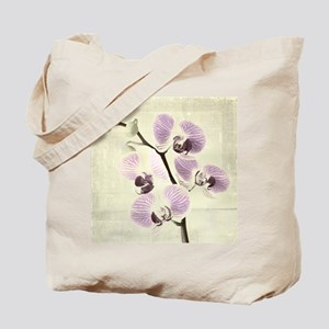 Light Orchids Tote Bag