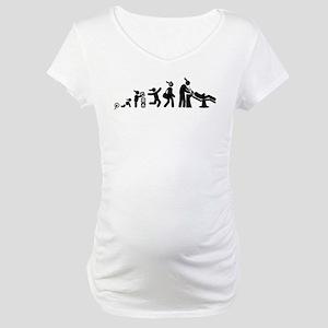 Hairdressing Maternity T-Shirt