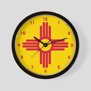Zia Wall Clock