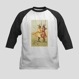 Swinging Rabbits Baseball Jersey