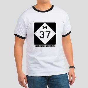 M-37 Sign w/slogan T-Shirt