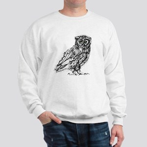 Beautiful Owl Sweatshirt