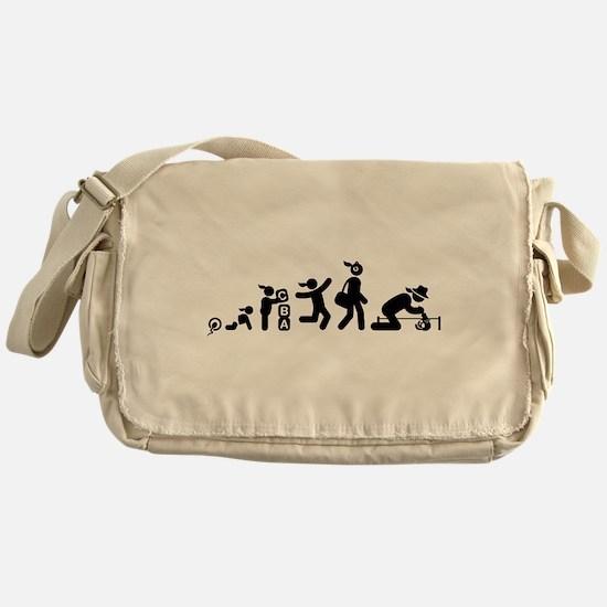 Archaeologist Messenger Bag