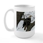 Bald Eagle III Large Mug