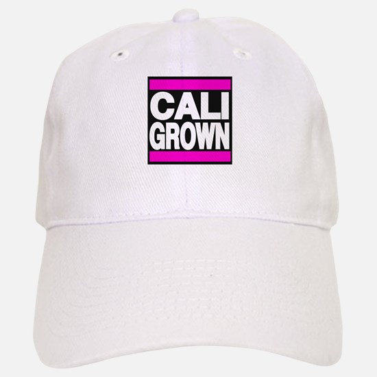 caligrown pink Baseball Hat
