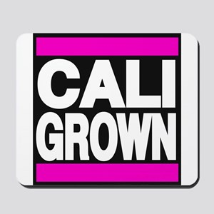 caligrown pink Mousepad