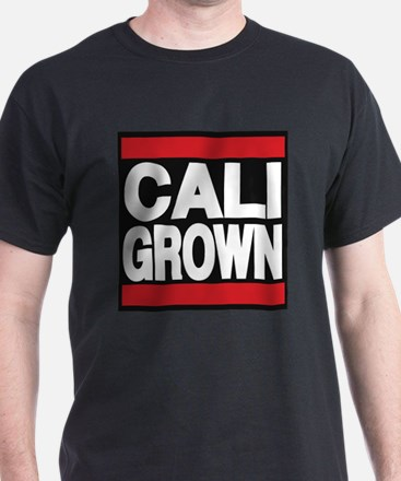 caligrown red T-Shirt