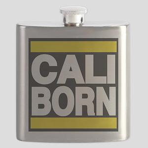 caliborn yellow Flask