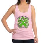 Destroy Non-Hodgkins Cancer Racerback Tank Top