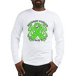 Destroy Non-Hodgkins Cancer Long Sleeve T-Shirt