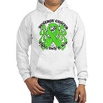 Destroy Non-Hodgkins Cancer Hooded Sweatshirt