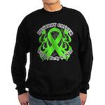 Destroy Non-Hodgkins Cancer Sweatshirt (dark)