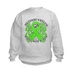 Destroy Non-Hodgkins Cancer Kids Sweatshirt