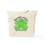 Destroy Non-Hodgkins Cancer Tote Bag