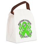 Destroy Non-Hodgkins Cancer Canvas Lunch Bag