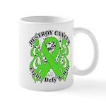 Destroy Non-Hodgkins Cancer Mug