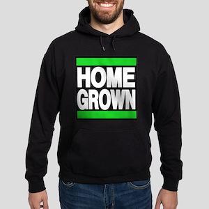 homegrown green Hoodie