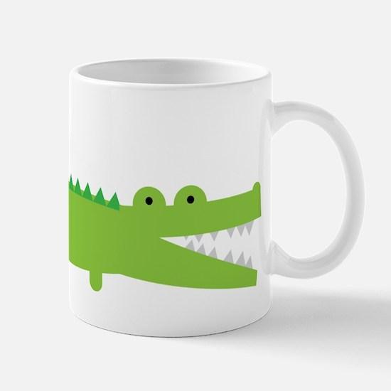 Alligator Mug