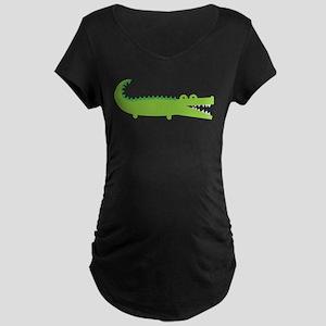 Alligator Maternity T-Shirt