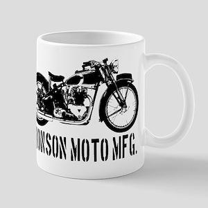 Bronson Moto Mfg. Mug