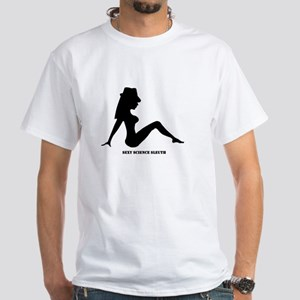 Sexy Science Sleuth Logo T-Shirt