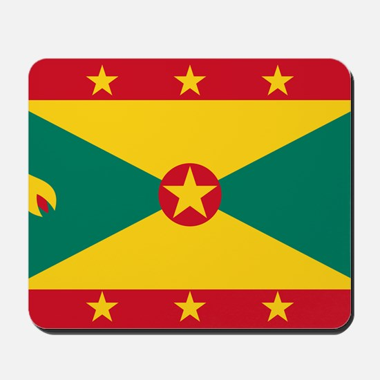 Flag of Grenada Mousepad