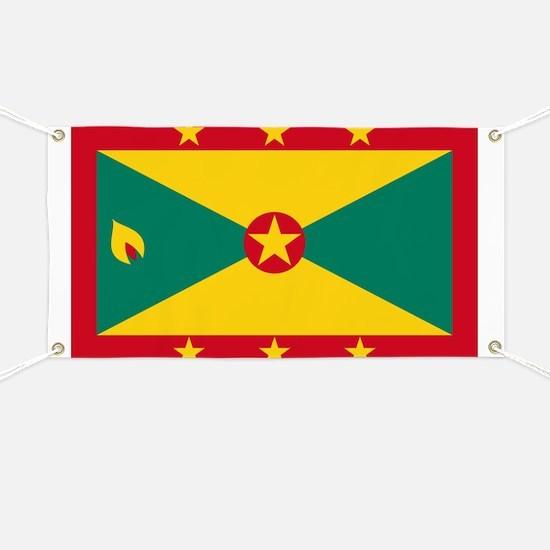 Flag of Grenada Banner