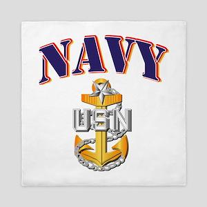 Navy - NAVY - SCPO Queen Duvet