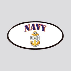 Navy - NAVY - SCPO Patches