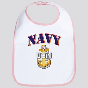 Navy - NAVY - SCPO Bib