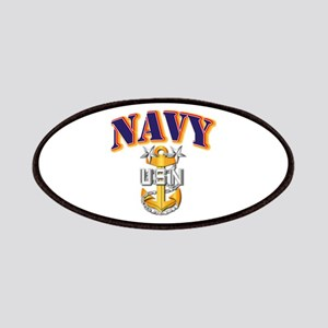 Navy - NAVY - MCPO Patches