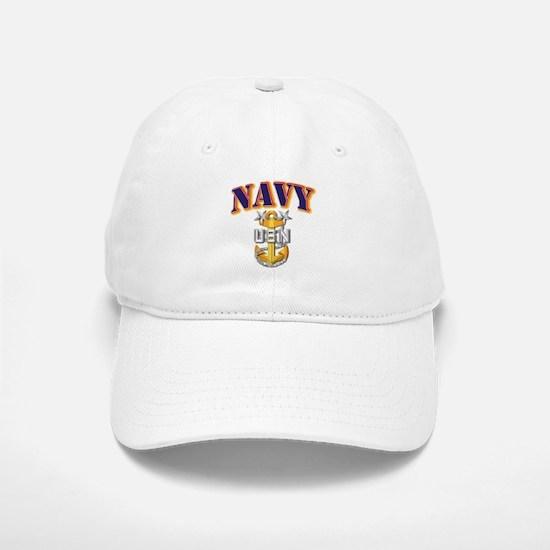 Navy - NAVY - MCPO Baseball Baseball Cap