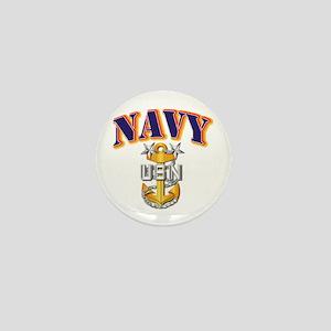 Navy - NAVY - MCPO Mini Button